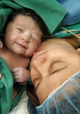 Nacimiento Clinica Gestar
